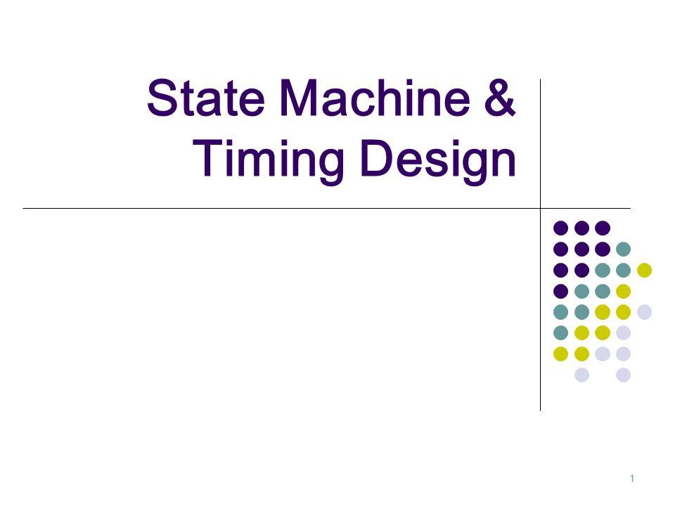 state machine vhdl