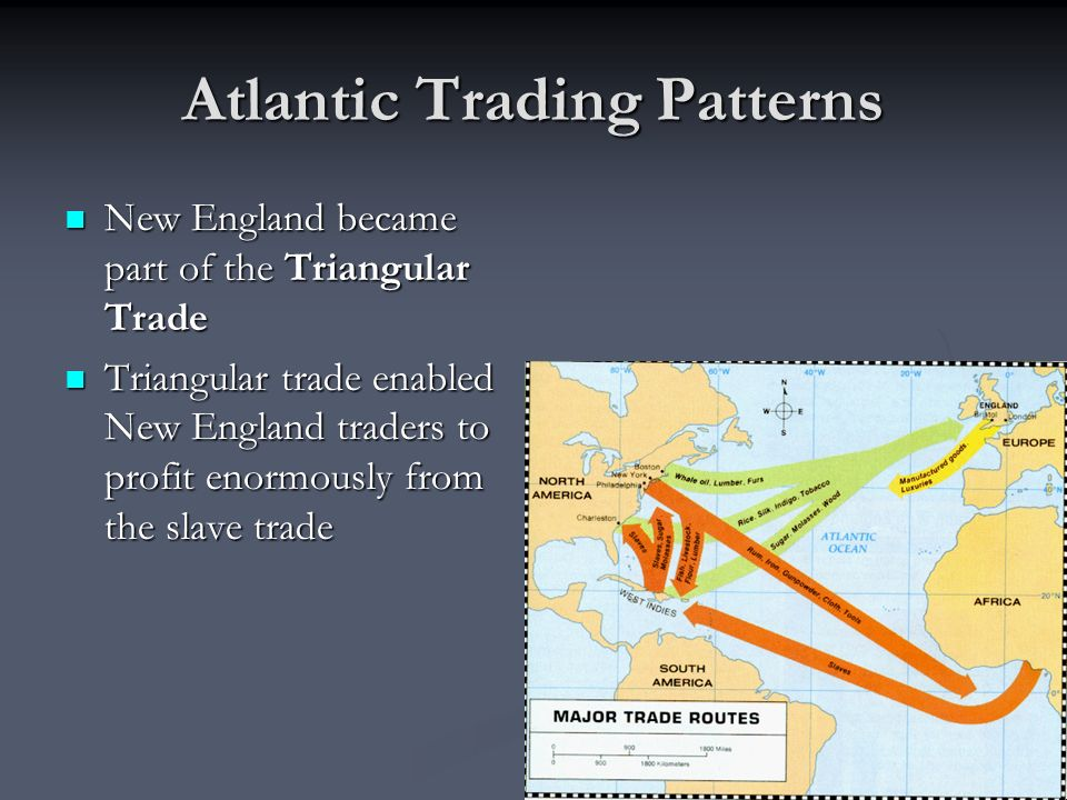 Atlantic Trading Patterns