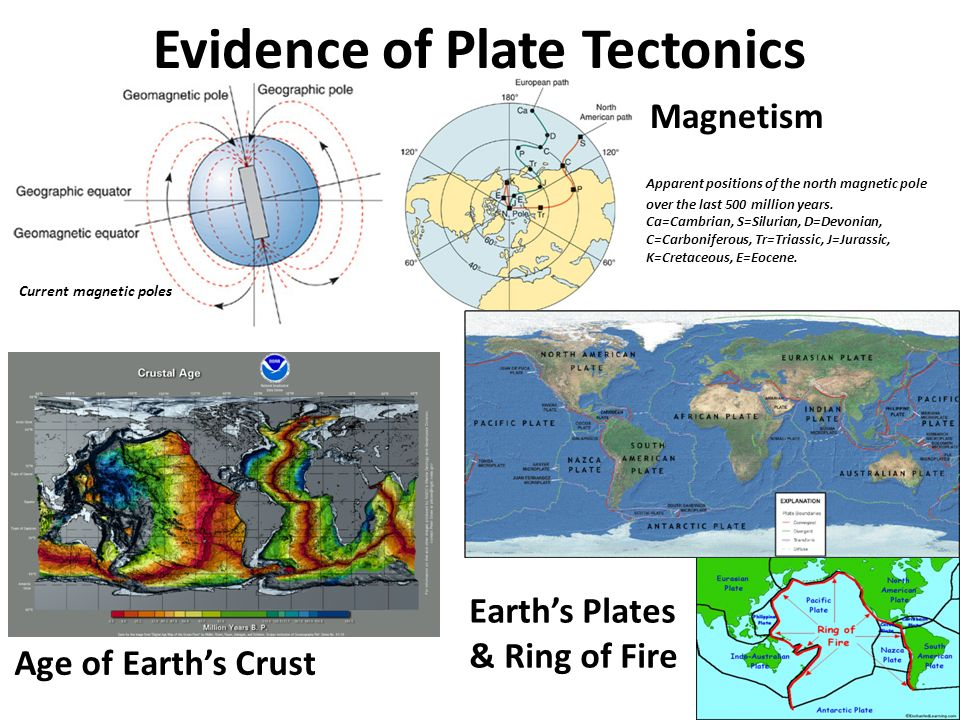 explain how plate tectonics has changed our understanding over time Principles of plate tectonics in essence, plate-tectonic  have relatively fixed positions over time  plate tectonics has revolutionized virtually every.