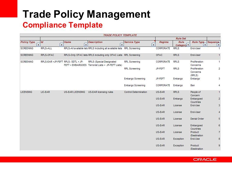 oracle global trade management ppt download. Black Bedroom Furniture Sets. Home Design Ideas