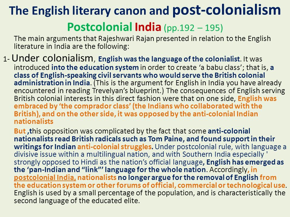 how to india as a whole prosper under the british colonial system British land revenue system in india system in india was wholly governed under pro-colonial the contents in whole or in part in any form or.