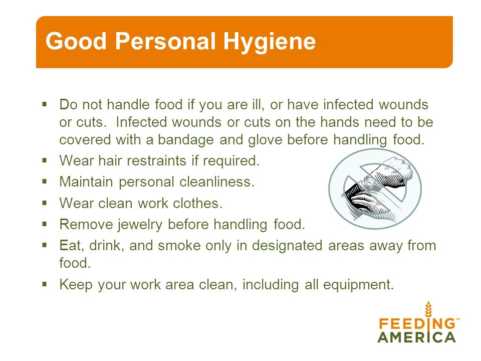 how to keep personal hygiene