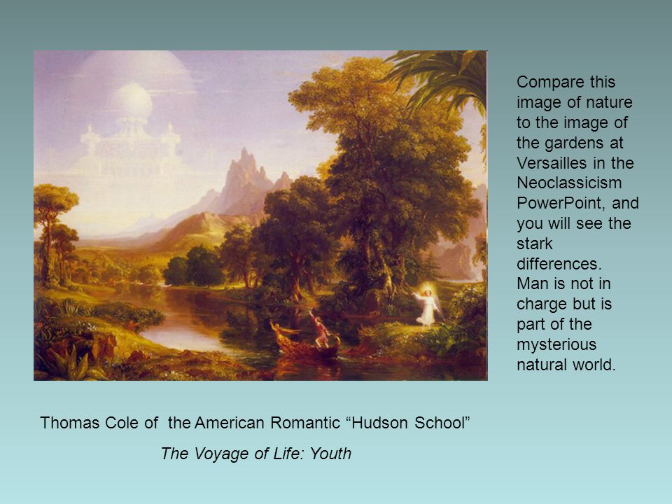 Difference Between Romanticism and Neoclassicism