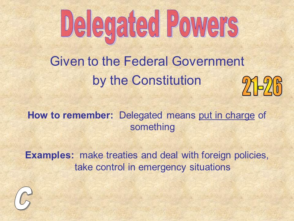 The Three Branches of Government and Government Powers - ppt download