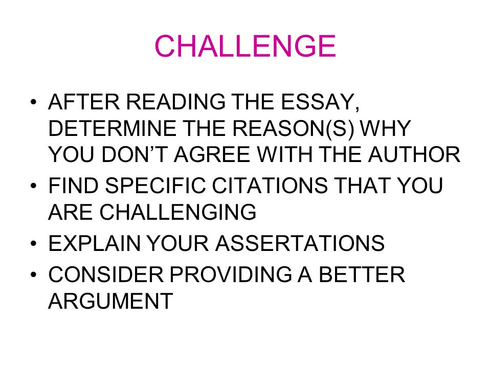 Write an essay that defends challenges or qualifies for unemployment