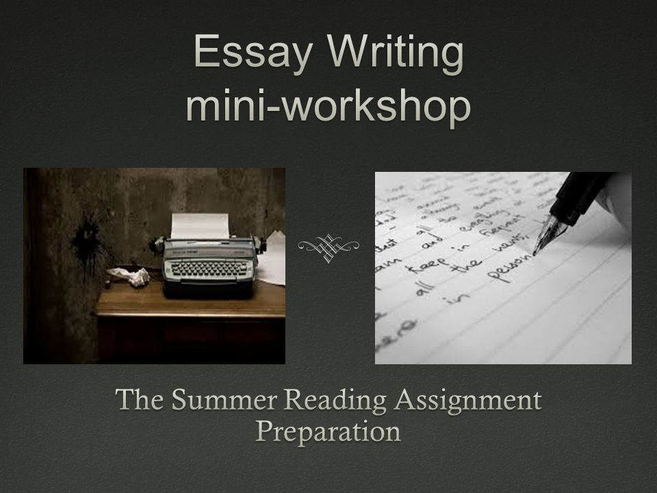 essay writing workshop london We offer tailored academic writing courses for undergraduate and postgraduate students our expert tutors will assist you if you have problems with your essays or.