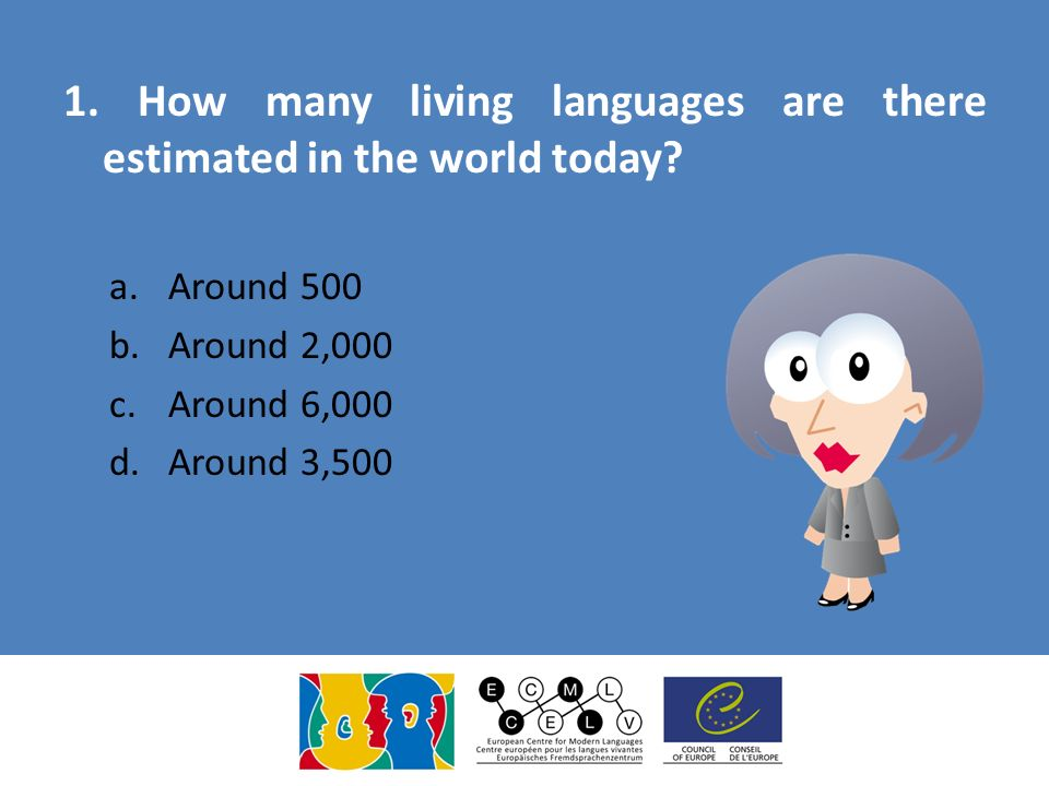 European Day Of Languages QUIZ Ppt Video Online Download - How many arabic speakers in the world