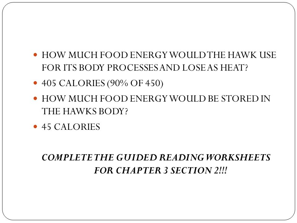 COMPLETE THE GUIDED READING WORKSHEETS FOR CHAPTER 3 SECTION 2!!!