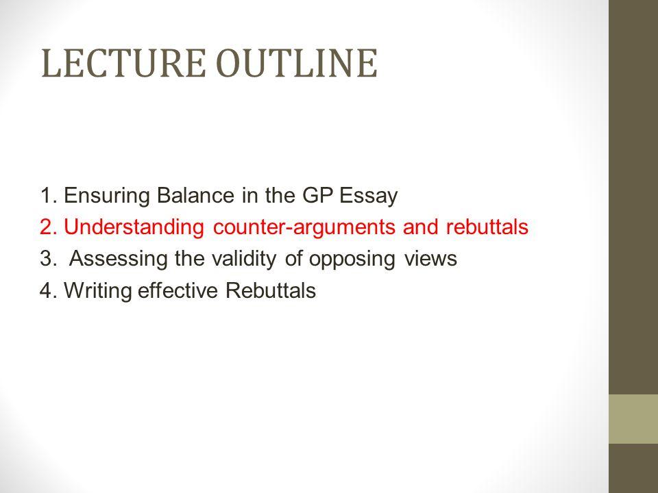outline essay