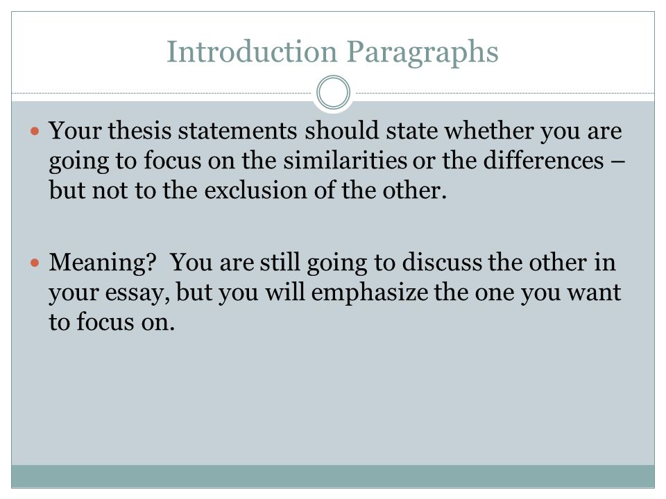 how to write an introduction paragraph for an expository essay What is an argumentative essay the argumentative essay is a genre of writing that requires the student to investigate a topic collect, generate, and evaluate evidence and establish a position on the topic in a concise manner.