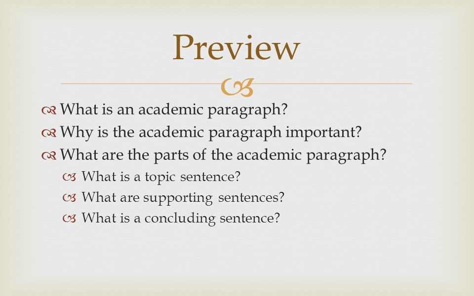 Genres in academic writing: Essays - English for academic
