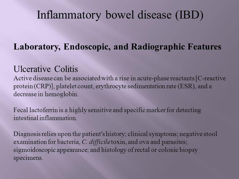 1 Inflammatory Bowel Disease Ibd Ppt Video Online