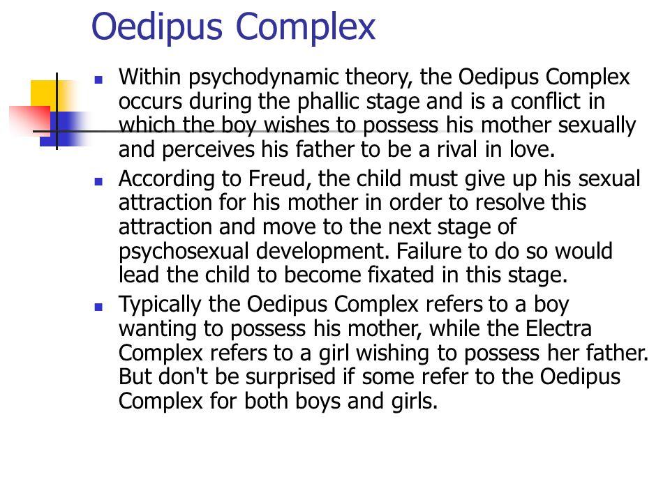 oedipaler konflikt trauma