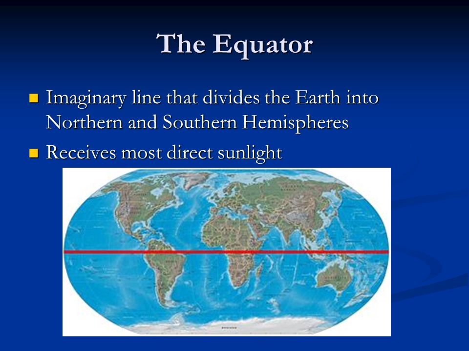 northern and southern hemisphere equator gallery