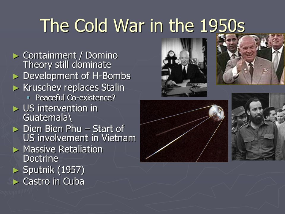 "american intervention in vietnam during the cold war The vietnam war ""the war on colour television screens in american living rooms   cold war era has led to the united states' inevitable intervention in vietnam."