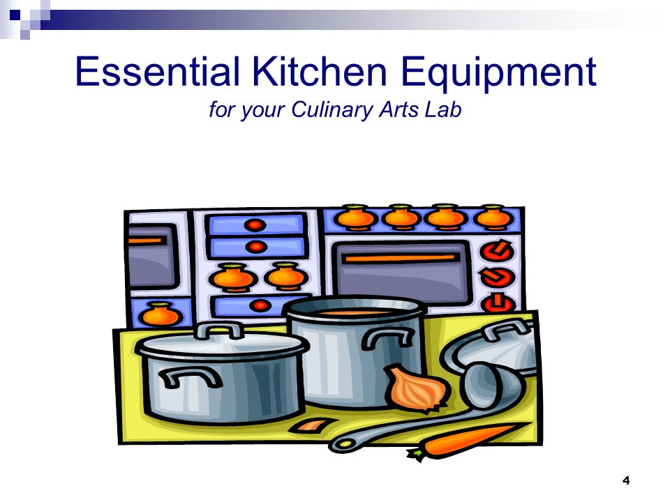 4 Essential Kitchen Equipment For Your Culinary Arts Lab Part 29