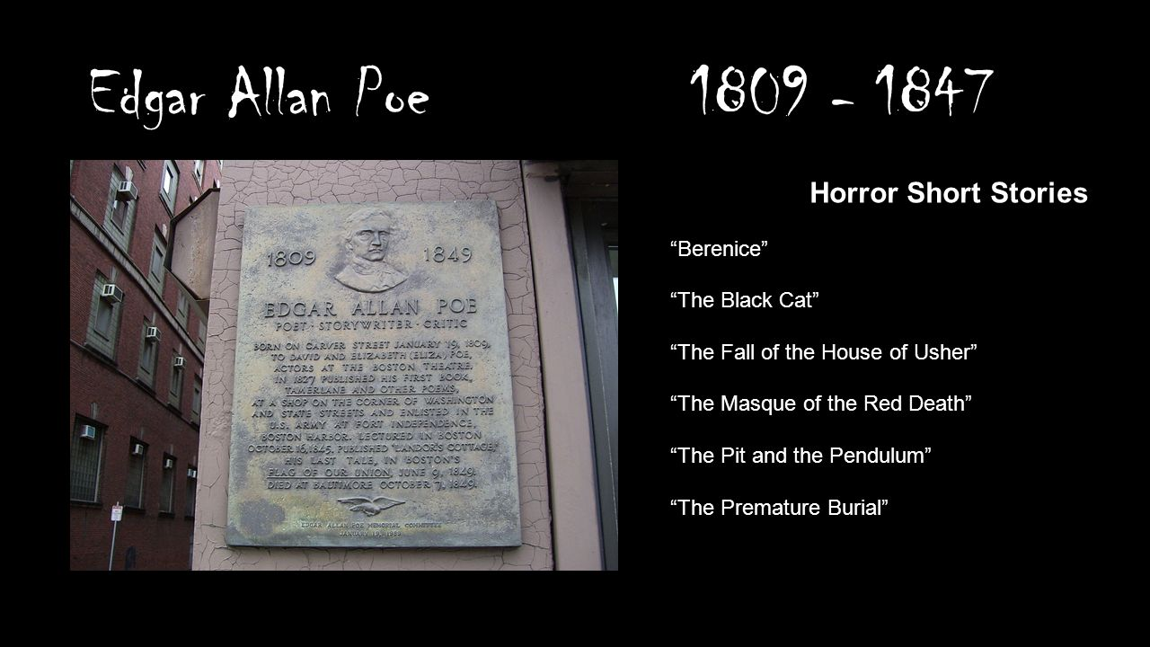 2 different stories poe masque red death fall usher house Fall of the house of usher  fall of the house of usher by edgar allan poe all our stories are digital ready  the masque of the red death.