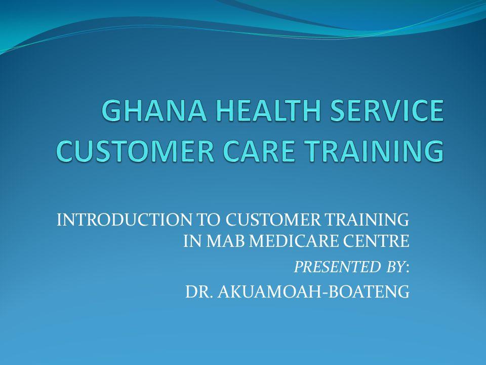 training providers ghana
