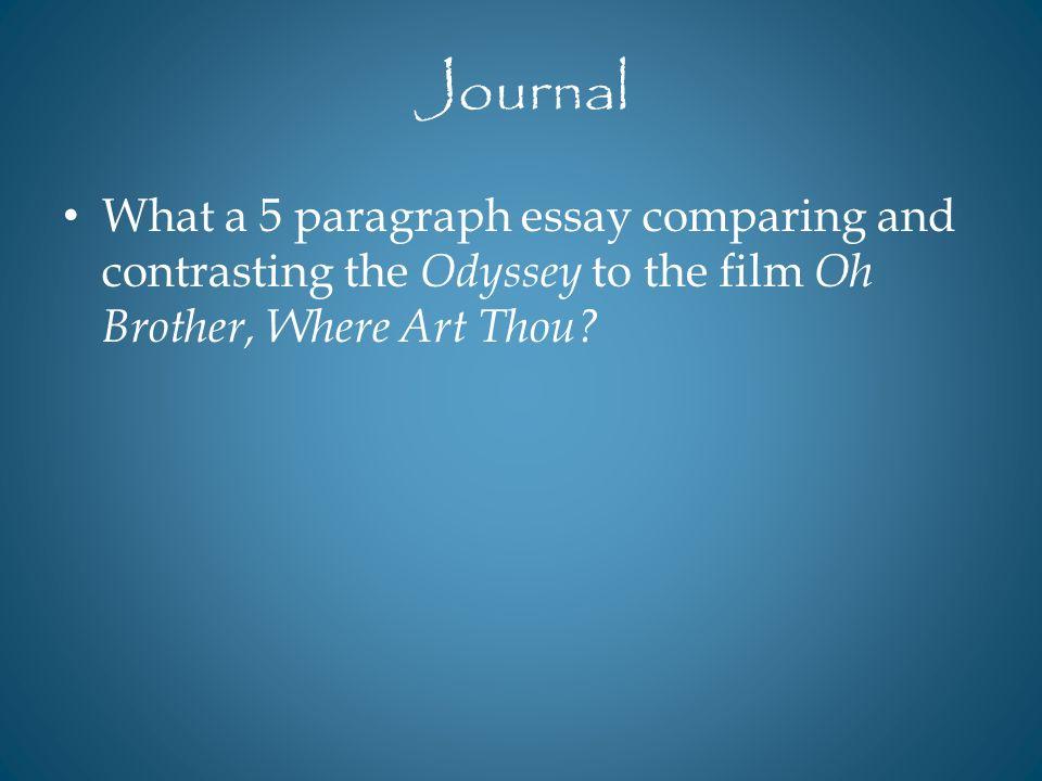 Public Health Essay Sample Essays Research Proposal Essay Topics also Essay Health Care Odyssey Comparecontrast Essay  Science Leadership Academy  Center  Sample Essay Topics For High School