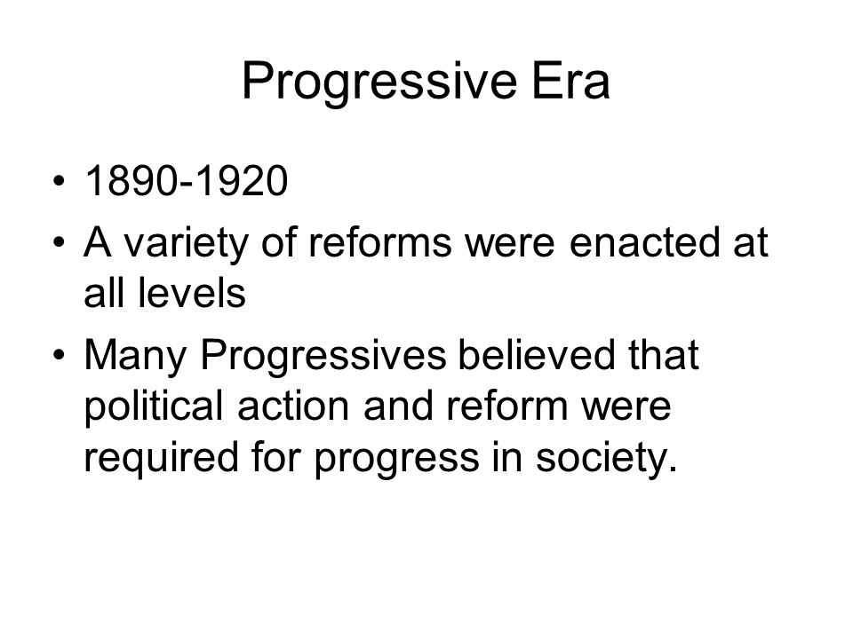 who were the progressives The 8 articles included in this volume explore who participated in the social movements considered progressive, what their goals were, what tactics they used, and the degree to which their activity was revolutionary.