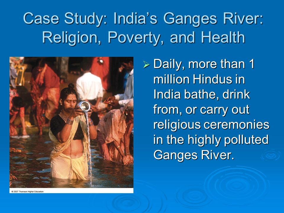Poverty case study india