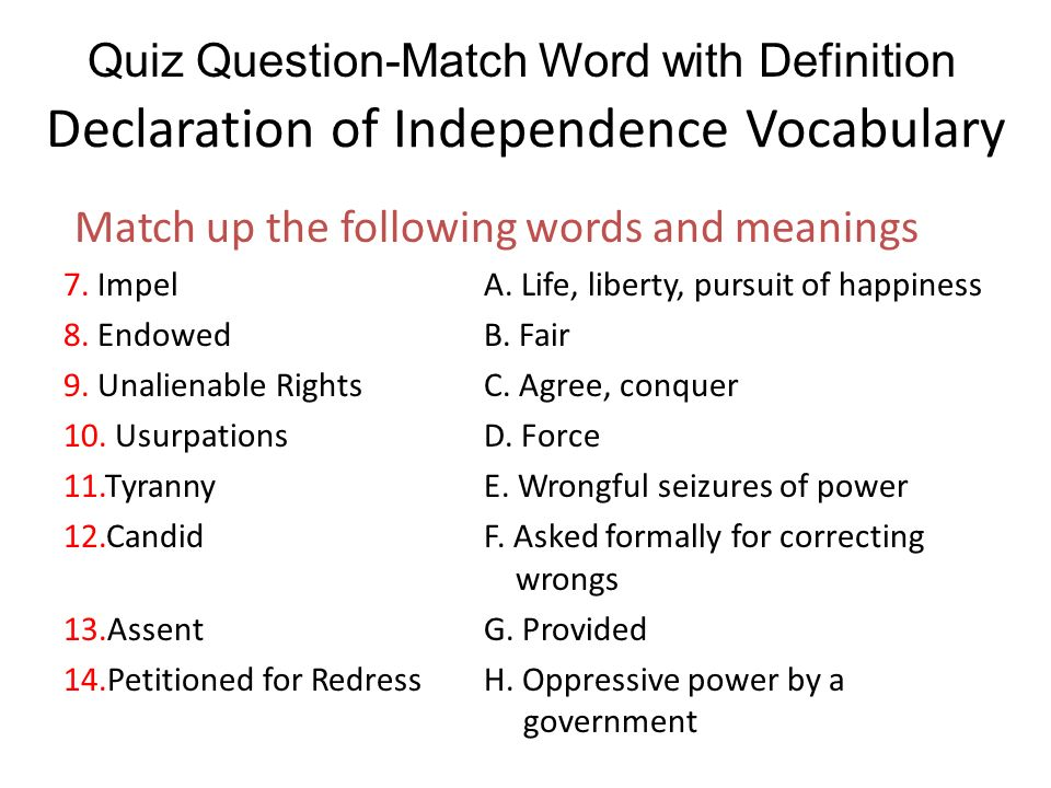 importance of declaration of independence internet freedom Declaration on freedom of communication on the internet  noting the importance of co-operation between these agencies in the fight against  the requirements of recommendation rec(2000) 23 on the independence and.
