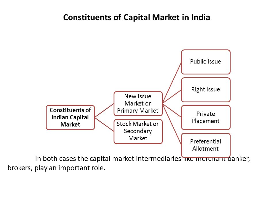 indian primary market The primary market in indiaprepared by – pinal shah faculty at ljinstitute of management studies ahmebabad, gujarat.