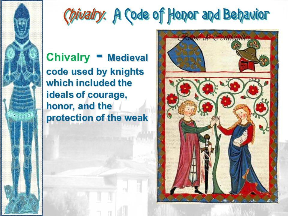knights code of chivalry pdf