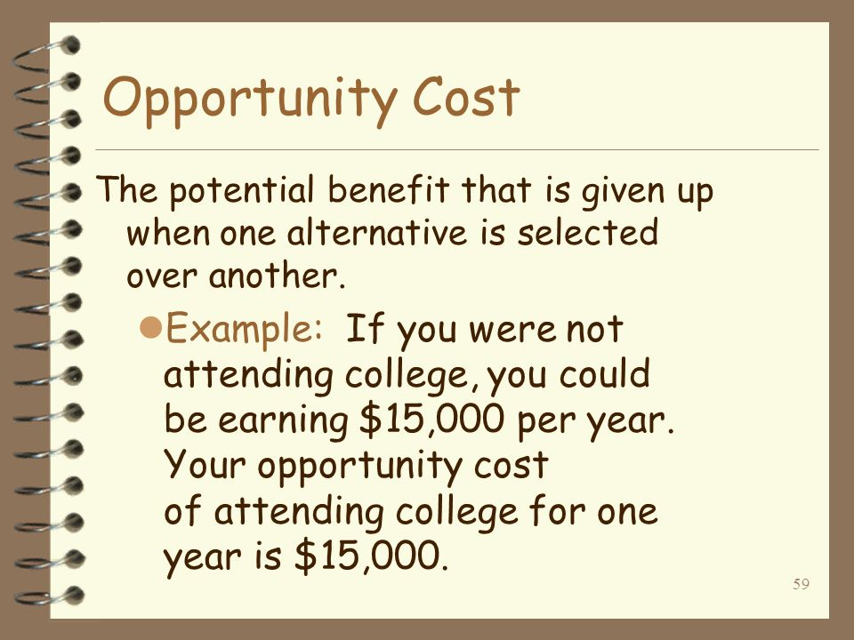 cost benefits of attending college Why you should consider trade school instead of college  the added cost of accruing interest makes the overall expense of receiving an education in the us .