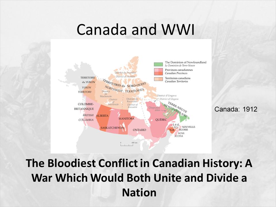 "world war i did canada benefit from the war essay As the second world war loomed in europe, canadian mennonite leaders   according to td regehr in his ""lost sons"" essay published in the  duty that he  felt he had to serve the country whose benefits were enjoyed both."