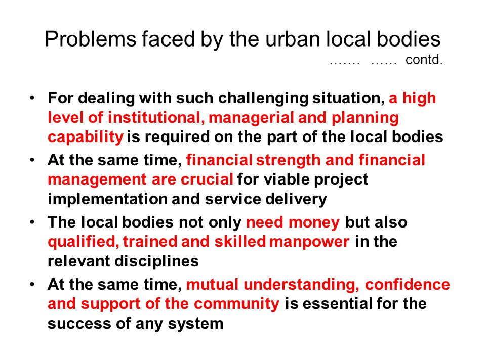 urban problems are the same the Urban problems are the same the world over and require the same solution to what extent do you agree with this view all urban areas have problems, which can all be sorted into the categories economic, social, and environmental.