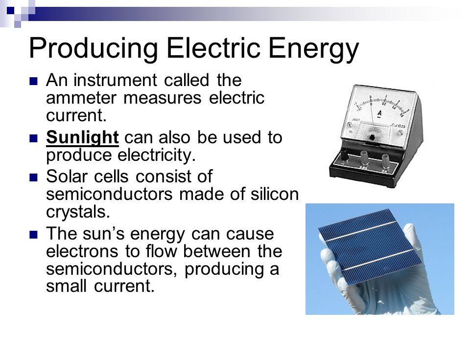 Instrument Current Electricity : Electricity magnetism ppt video online download