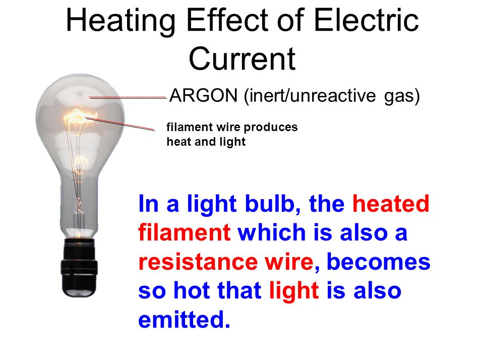 Electric Heating Iron Effect ~ Volume b chapter electricity ppt video online download