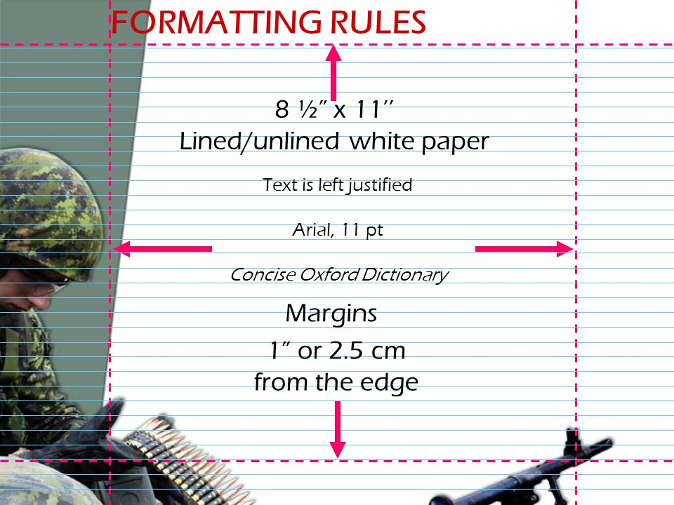 thesis margins cm Fonts, margins, chapter headings, citations, and references must all match the formatting and placement used within the rest of the thesis or dissertation.