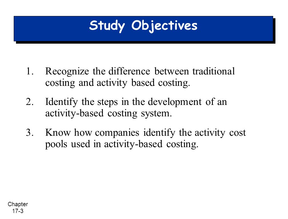 the activity based costing method development and Activity-based costing applied to automotive manufacturing paul jurek, bert bras research and development i introduction and activity drivers [1] the abc method was developed by accountants in the.