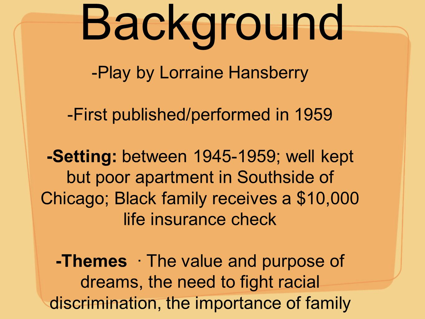 "the importance of dreams to walter and beneatha in a raisin in the sun a play by lorraine hansberry The american dream in a raisin in the sun by  lorraine hansberry's play, ""a raisin in the sun"" is a realistic  the importance of dreams in the road."