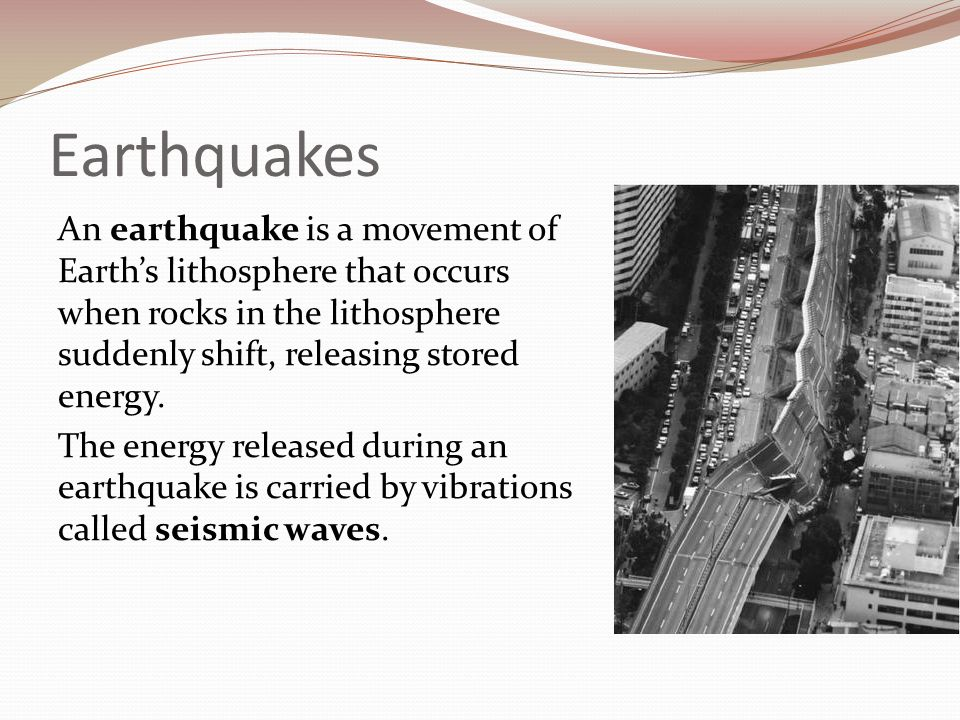 Earthquakes & Volcanoes - ppt download