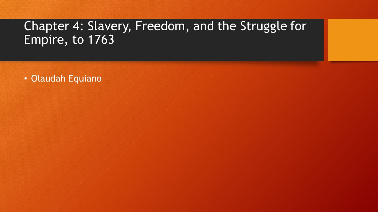 """chapter 4 slavery freedom and the Freedom then is not what sir robert filmer tells us, observations, a 55 """"a liberty  for every one to do what he lists, to live as he pleases, and not to be tied by any."""
