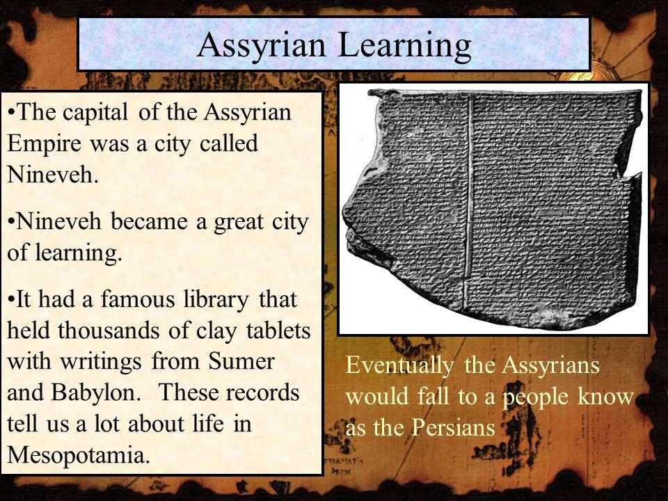 Babylonia and Assyria ...
