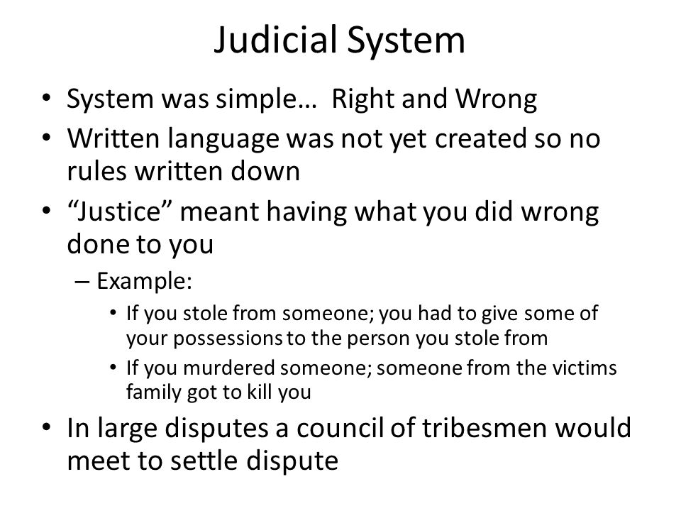 family justice systems got it wrong If you think that innocent people don't do time for someone else's crime, you are wrong, but that doesn't mean that the imperfect justice system should be shut down it's necessarily imperfect and it's necessary.