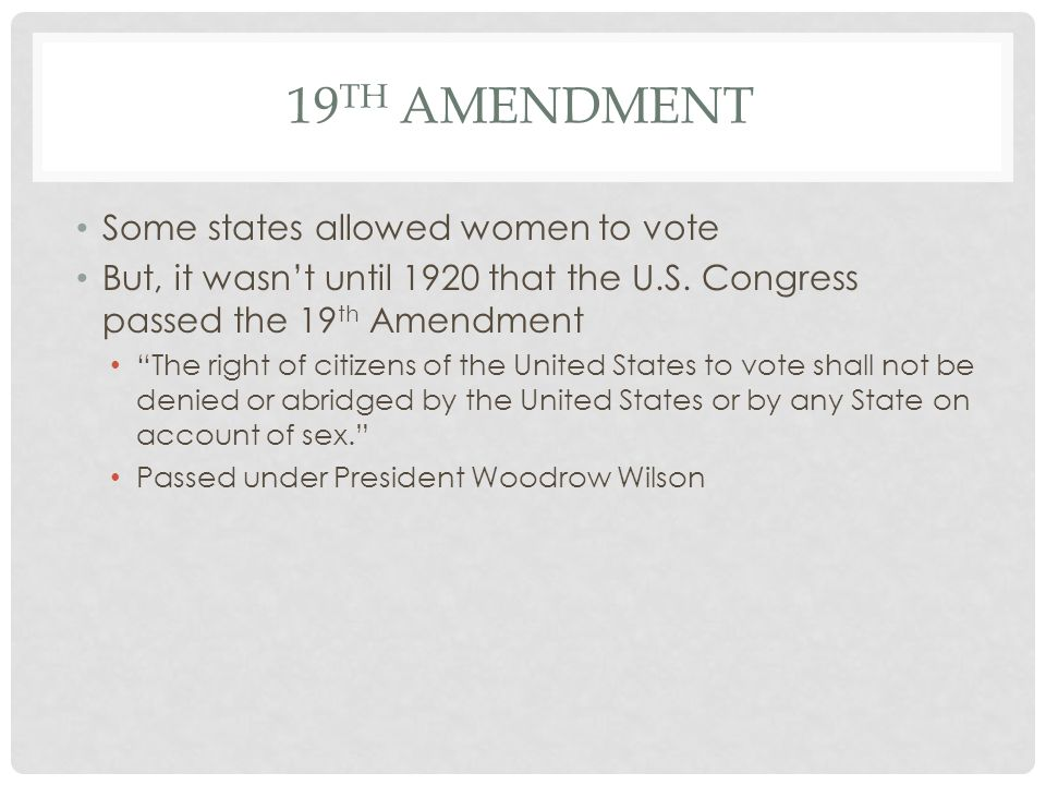 the citizens right to vote in the united states The fifteenth amendment is specifically dedicated to protecting the right of all citizens to vote, regardless of their race for practical purposes, this was not the end of the voting rights struggle for african americans because of widespread discrimination in some states, including the use of poll taxes, grandfather clauses , and.