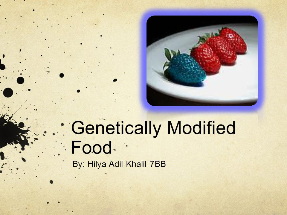 arguments on genetically modified foods There is a great debate going on right now on the subject of genetically modified foods, or gmos for some, the idea of gmo food is a good one because the modifications allow crops to become resistant to drought and infestations, letting more people have more regular meals.