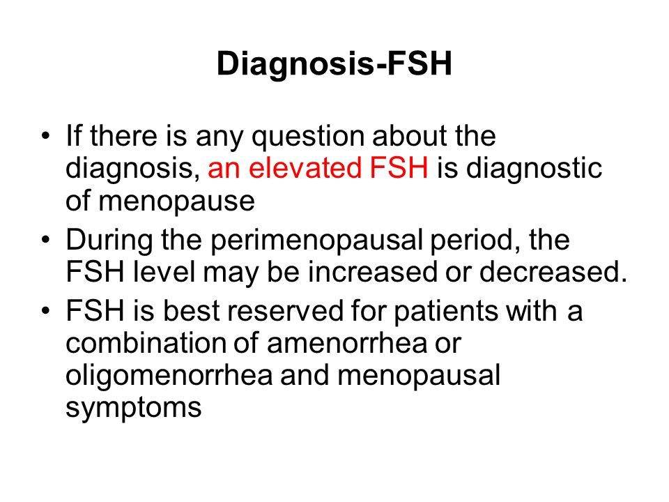 Complications of Menopause - ppt video online download