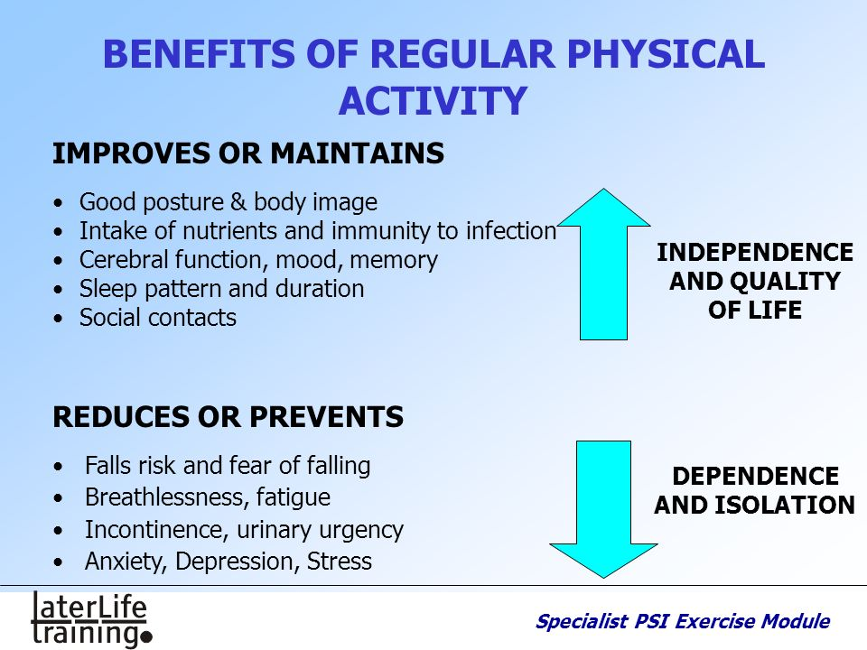 regular physical activity benefits essay Regular physical activity means better sleep,  10 amazing benefits of exercise  but the benefits of physical activity go far beyond just physical fitness.