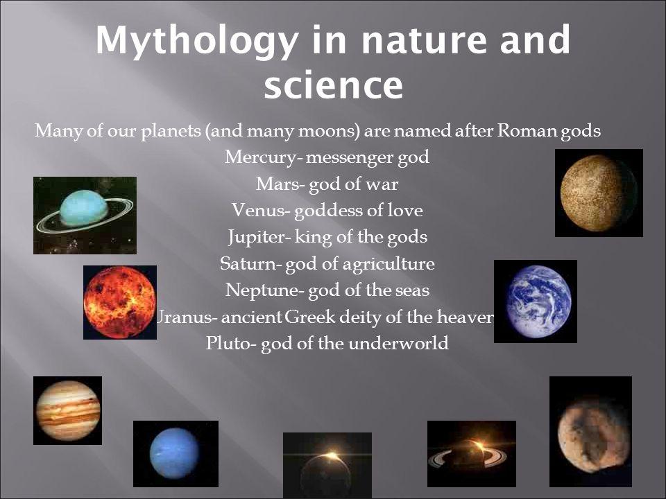 planets roman moons greek - photo #3
