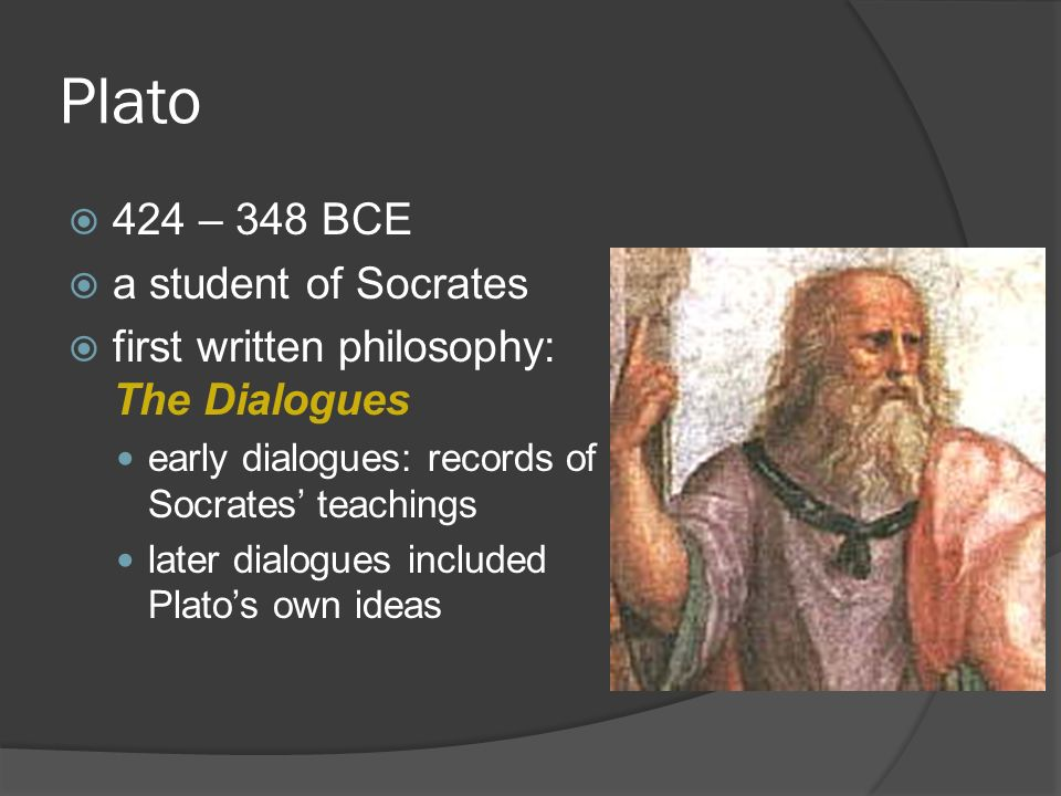 an introduction to the philosophical examination of platos dialogues All this was done before the real core of platonic philosophy was introduced   the method of commenting on the dialogues follows hermeneutic principles  much  the analysis of these philosophical texts is important in its own right for  an.