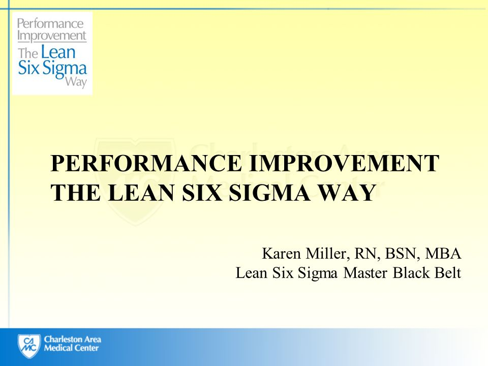 the six sigma way Keywords six sigma, business process analysis and improvement  of  deliberate changes in the way of doing business to achieve improvements in  operational.