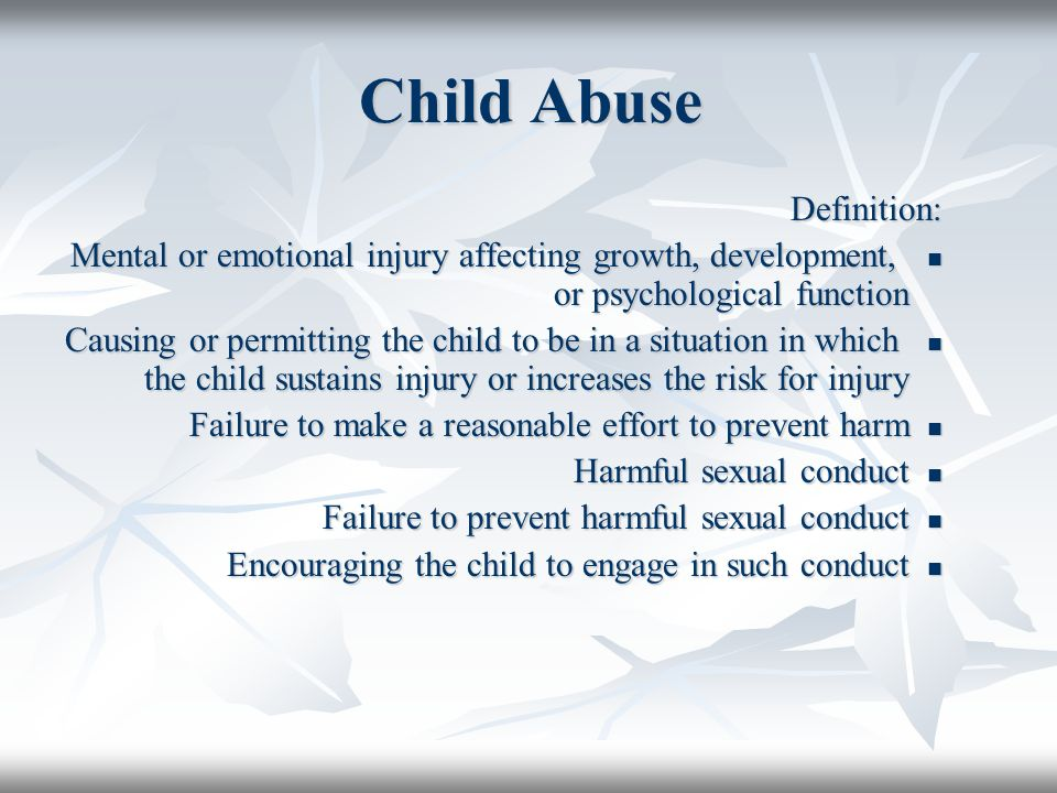 Definition of child sexual abuse pics 53