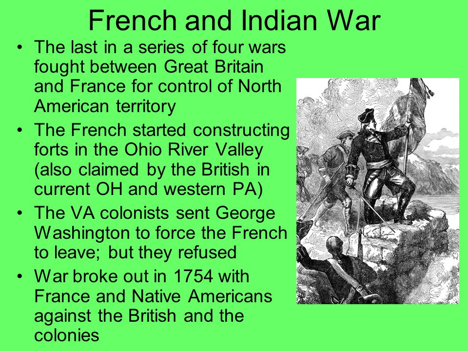 the colonist in french and indian war This conclusion was reinforced by the failure of colonists to supply men, supplies,  or revenues to help the british war effort during the french and indian war.