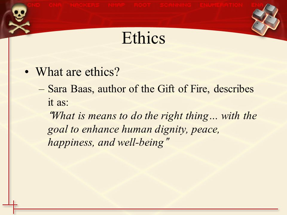 what ethics means to me Business ethics are often guided by law, while other times provide a basic framework that businesses may choose to follow in order to gain public acceptance that doesn't mean every manufacturer should engage in unethical behavior.